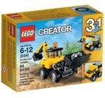 LEGO Creator Építési munkagépek